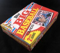 1988 TOPPS BIG BB SERIES II