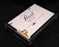 20/21 LEAF PEARL HKY BLACK 1/1