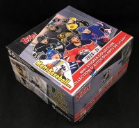 20/21 TOPPS NHL STICKERS 50CT