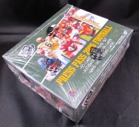 2006 PRESS PASS FB HOBBY