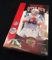 2006 UPPER DECK FB HOBBY