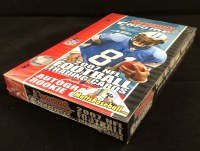 2007 BOWMAN CHROME FB HOBBY