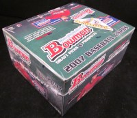 2007 BOWMAN DRAFT PICKS BB RET