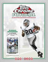 2008 TOPPS CHROME FB HOBBY