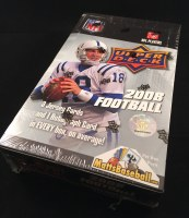 2008 UPPER DECK FB HOBBY