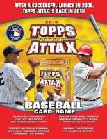 2010 TOPPS ATTAX BB STARTER