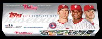 2010 TOPPS F/SET BB PHILLIES
