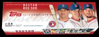 2010 TOPPS F/SET BB REDSOX