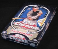 2014 TOPPS CHROME BB HOBBY