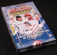 2015 BOWMAN DRAFT PICKS BB HBY