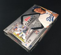 2017 TOPPS CLEARLY AUTHENT BB