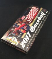 2017 STADIUM CLUB BASEBALL