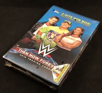 2018 TOPPS WWE THEN NOW FOREVE