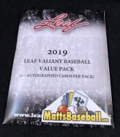 2019 LEAF VALIANT BB VALUE PK