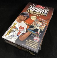 2019 TOPPS ARCHIVES SIGN RPE