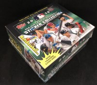 2019 TOPPS BB STICKERS
