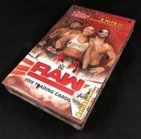 2019 TOPPS WWE RAW HOBBY
