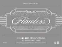 2020 PANINI FLAWLESS FB-2BX CS