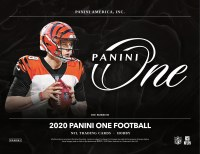 2020 PANINI ONE FOOTBALL