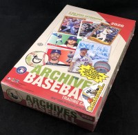 2020 TOPPS ARCHIVES BB HOBBY