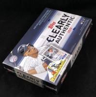 2020 TOPPS CLEARLY AUTHENT BB