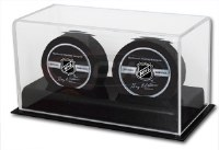 BCW AD11-2 DOUBLE PUCK HOLDER