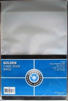 "CSP GOLDEN  BAG 7.625""-100CT"