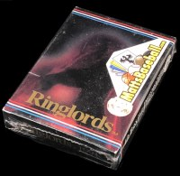 1991 RINGLORDS BOXING 40C SET