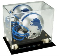 SG AD02 MINI HELMET W/MIRROR