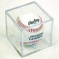 SG BASEBALL SQUARE w/STAND36CT