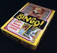 BINGO MOVIE CARDS (PACIFIC)