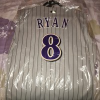 BOB RYAN DIAMONDBACKS JERSEY#8