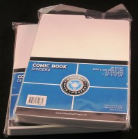 CSP COMIC DIVIDERS 25CT