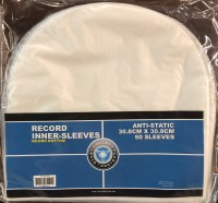 CSP RECORD SLEEVES ROUND
