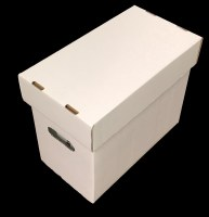 SHORT COMIC BOX - 20CT BUNDLE
