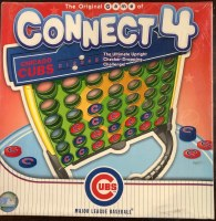 CHICAGO CUBS CONNECT FOUR