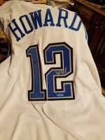 DWIGHT HOWARD UDA JERSEY