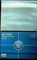 CSP ART PRINT BAGS 11.25x17.25