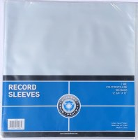 CSP RECORD SLEEVES 100CT