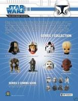 STAR WARS MASK MAGNETS 8CT