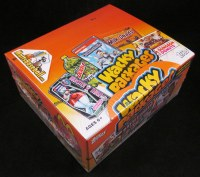 WACKY PACKAGES S10 RETAIL