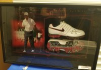 UDA TIGER WOODS AUTO CLEATS