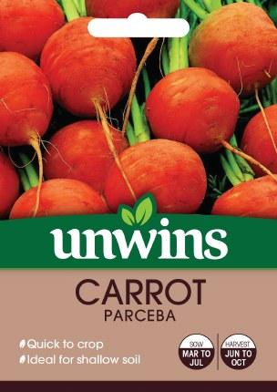 Carrot (Patio) Parceba