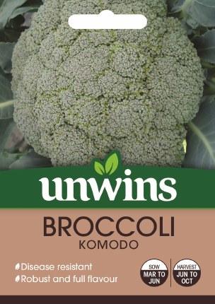 Broccoli (Calabrese) Komodo