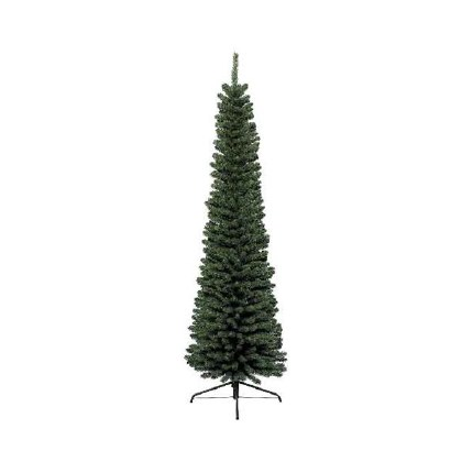 Christmas Pencil Pine Tree Slim 10 Foot
