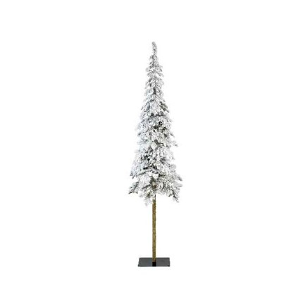 Christmas Snowy Alpine Tree 1.5 Meter Tall