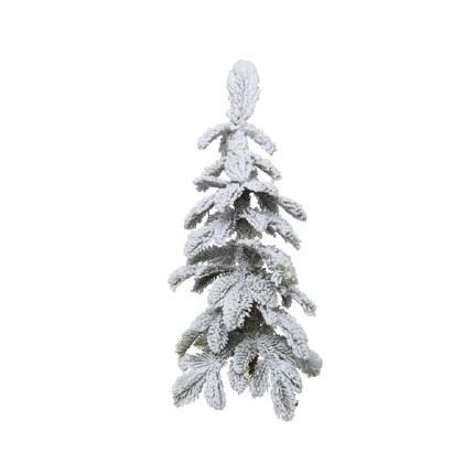 Christmas Snowy Alpine Tree 75cm Tall