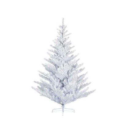 Snowy White Liberty Spruce 10 Foot Artificial Christmas Tree
