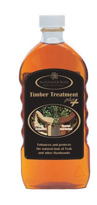 Alexander Rose Cleaner Timber Treatment