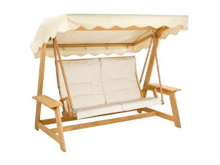 Alexander Rose Acrylic Swing Seat Cushion Ecru